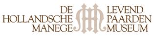 logo levend paarden museum hollandsche manege